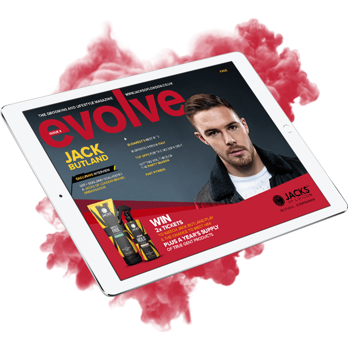 DOWNLOAD THE <span>JACKS EVOLVE MAGAZINE</span>