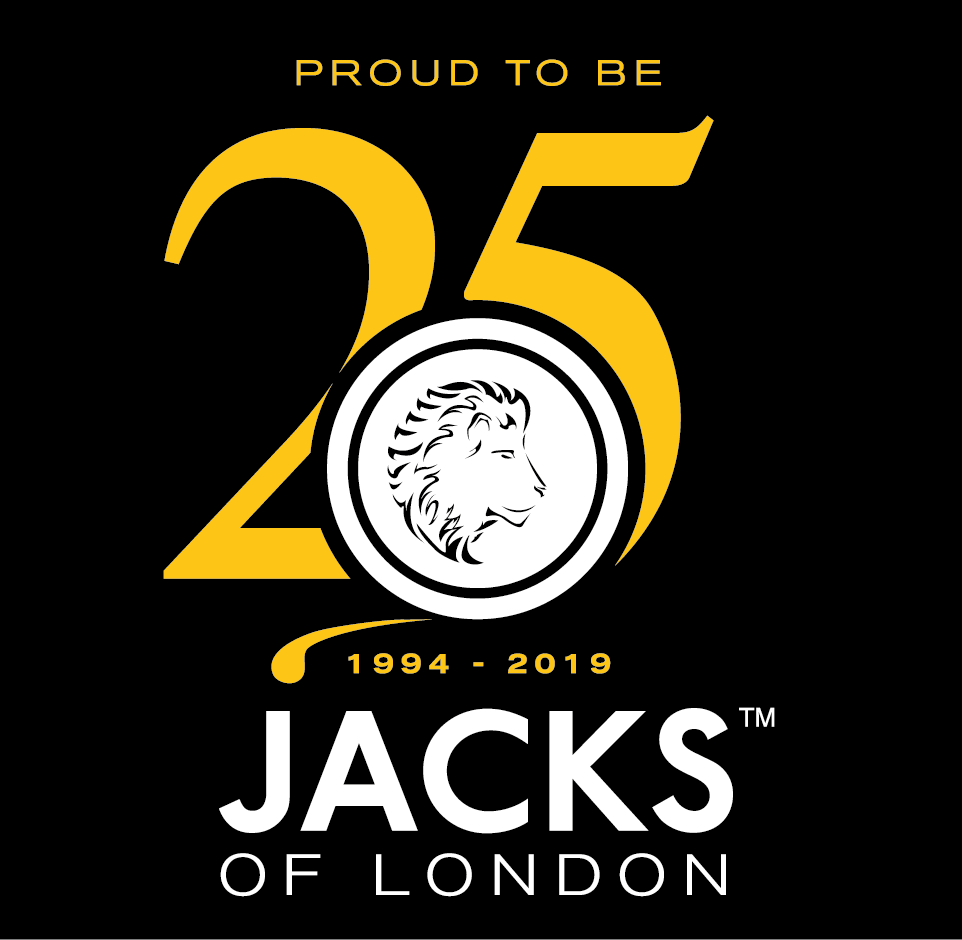 JACKS END 2019 ON A HIGH! <span>CHECK OUT WHAT WE GOT UP TO IN OUR 25TH YEAR </span>
