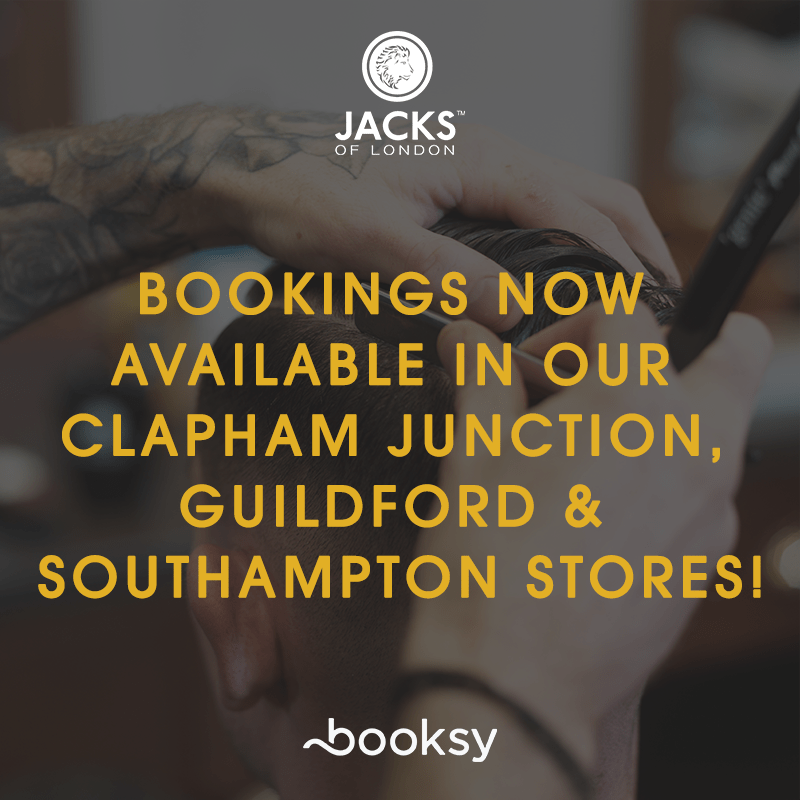 BOOK YOUR NEXT APPOINTMENT <span>AT JACKS</span>